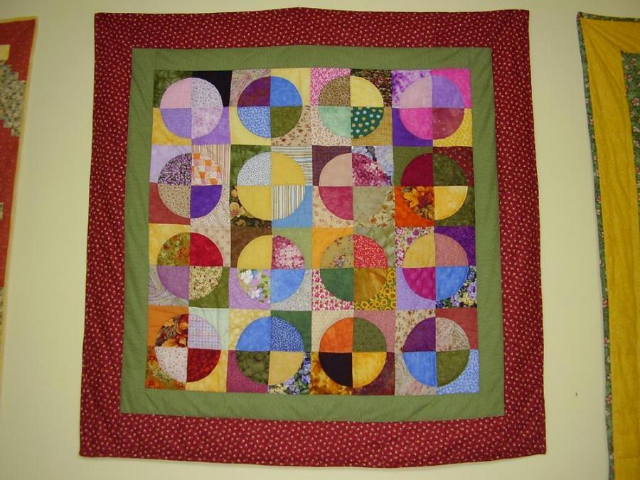 Colchas infantiles de patchwork imagui - Colchas patchwork infantiles ...