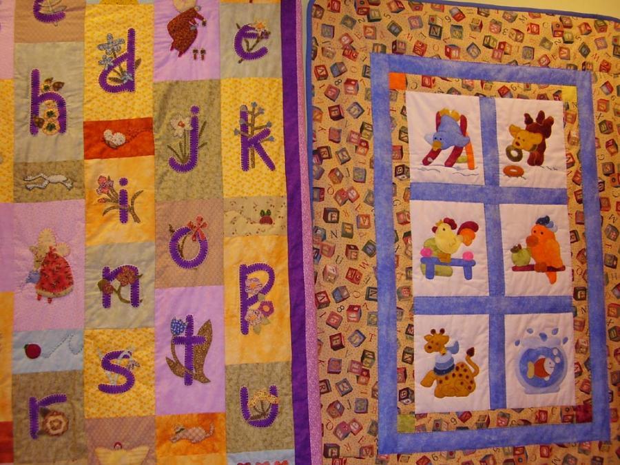 Colchas infantiles en patchwork imagui - Colchas patchwork infantiles ...