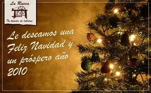 Feliz Navidad y próspero 2010 !