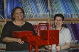 Elena Rico Novo y Raquel Sueiras Amigo