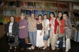 Grupo de participantes en el monográfico