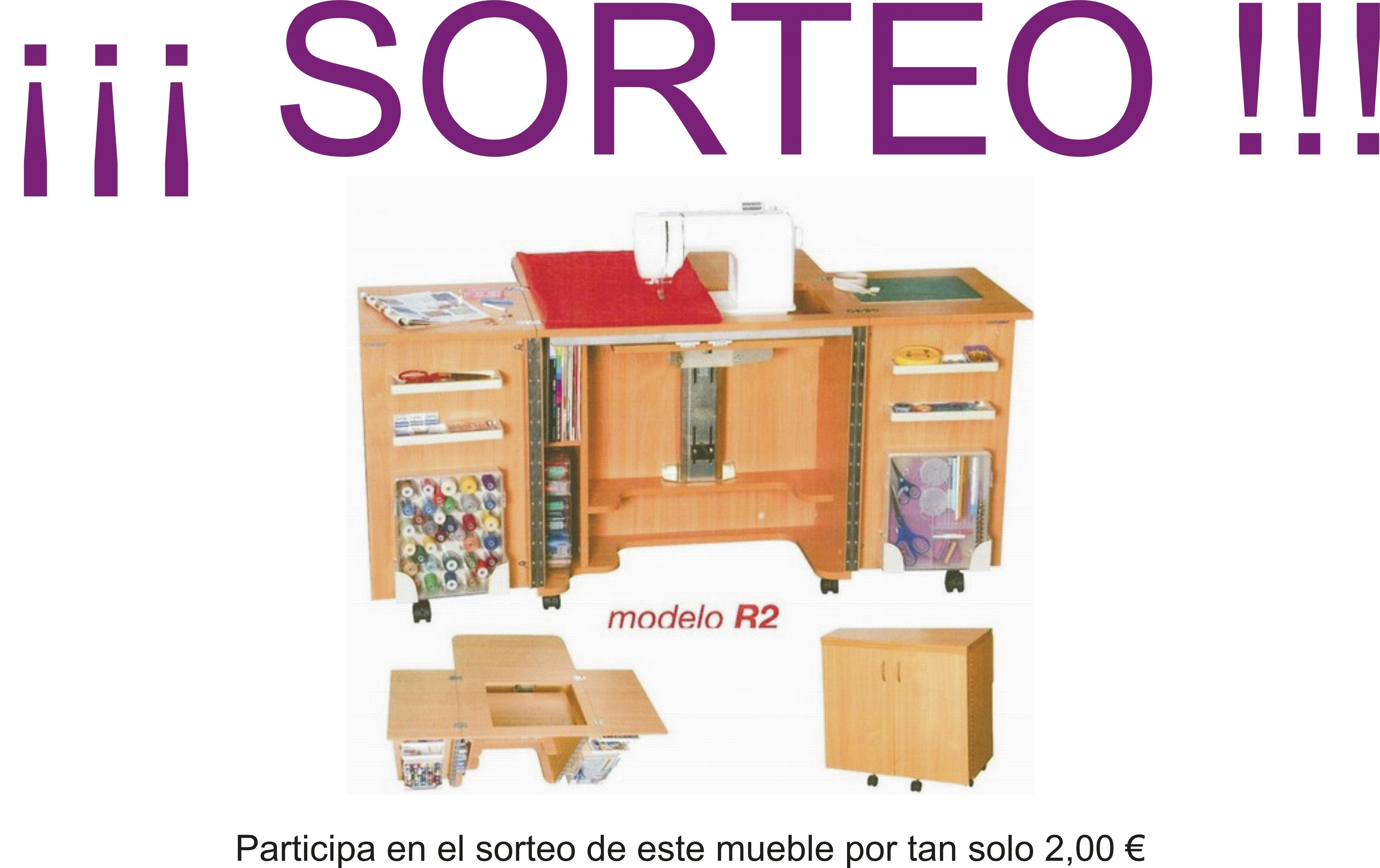 Mueble La Rueca Patchwork Su Tienda De Labores En Internet # Muebles Maquina De Coser