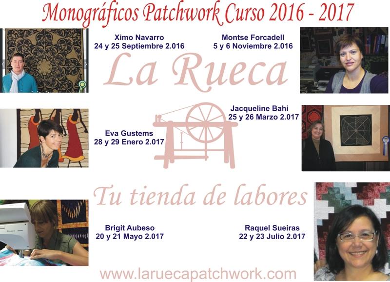 Monográficos La Rueca curso 2016-2017